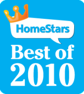 homestars best cleaning company 2010