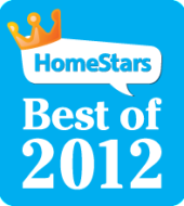 homestars best cleaning service 2012