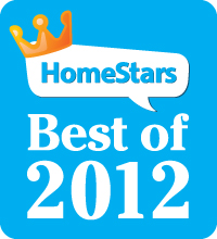 homestars best cleaning company 2012